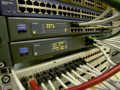 Texoma Network Solutions offers network installations both wired and wireless