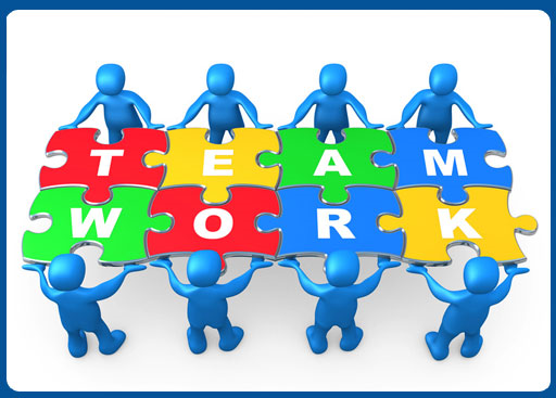 Teamwork with Texoma Network Solutions and the customer contributes greatly to the success of every job